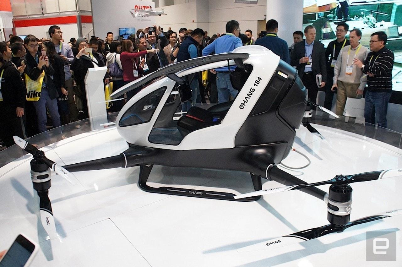 184 drone monoposto - 5