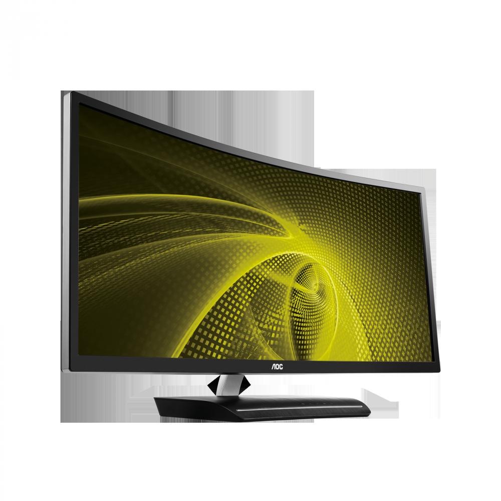 Curvo, ultra wide e dedito al gaming: ecco il monitor AOC C3583FQ (foto)
