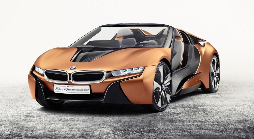 BMW i8 Spyder 07