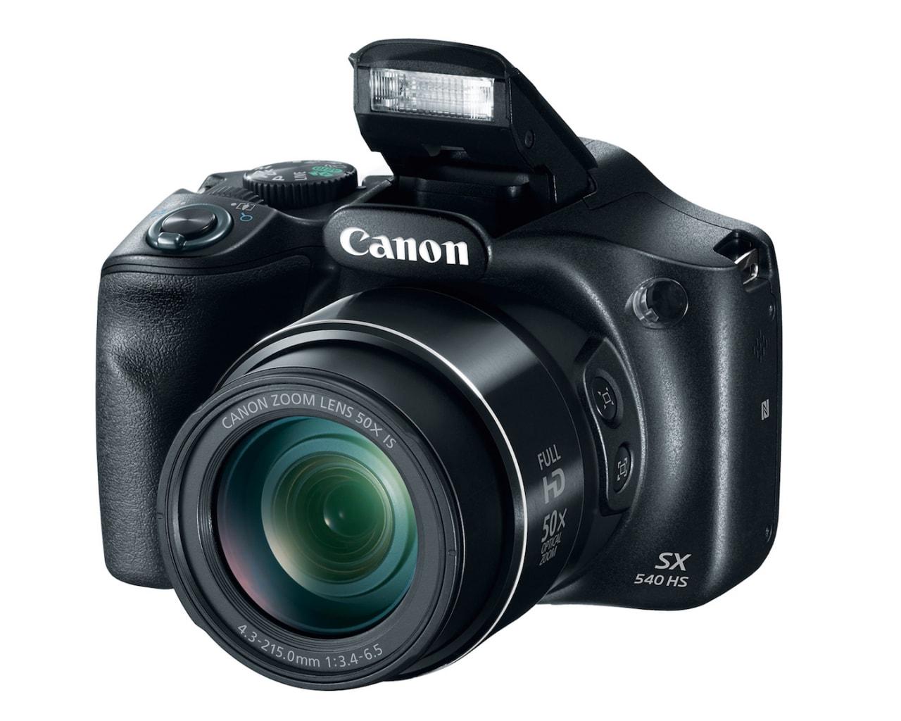Canon rinnova la linea base con nuove PowerShot e una Vixia  (foto)