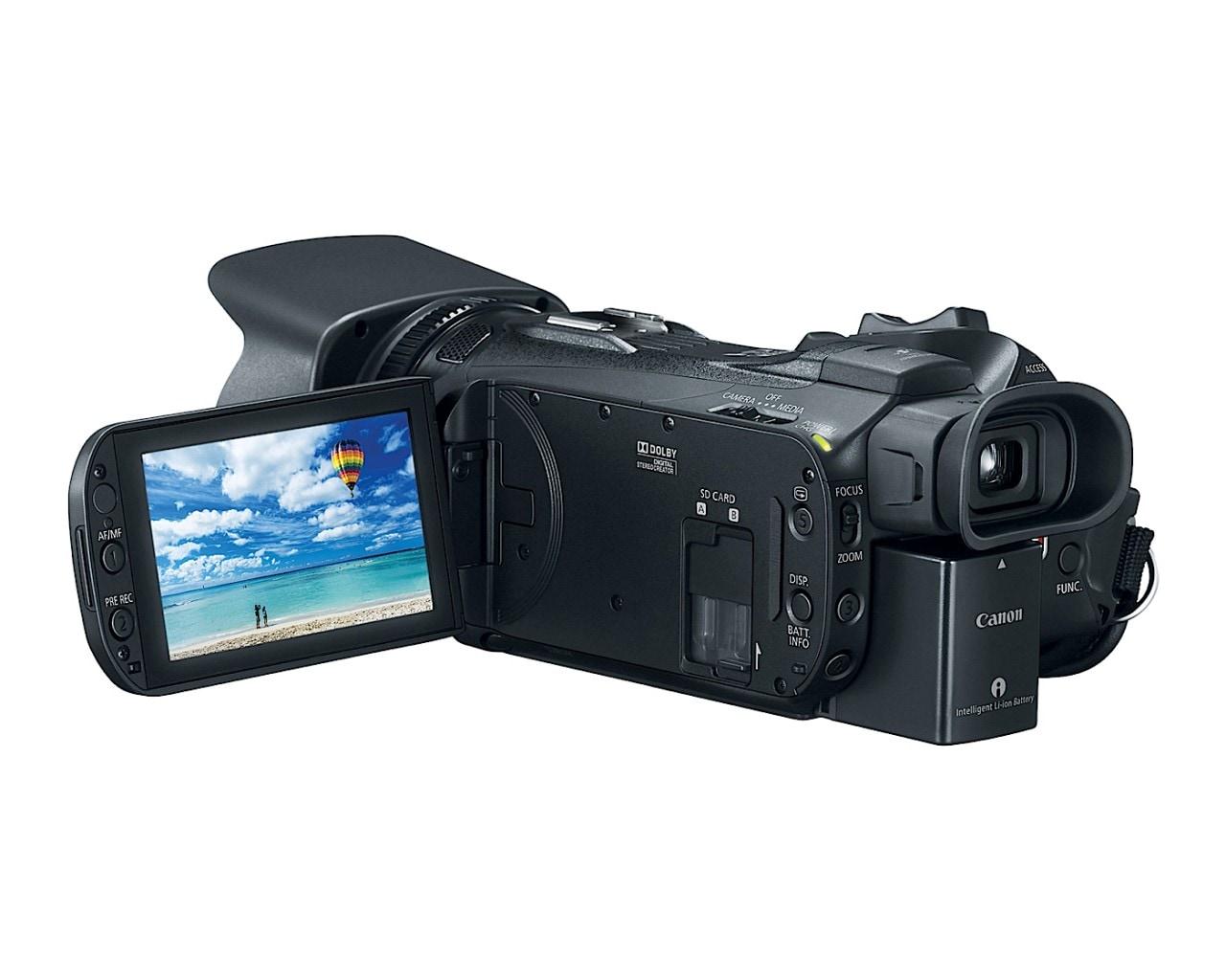 Canon Vixia HF G40_3