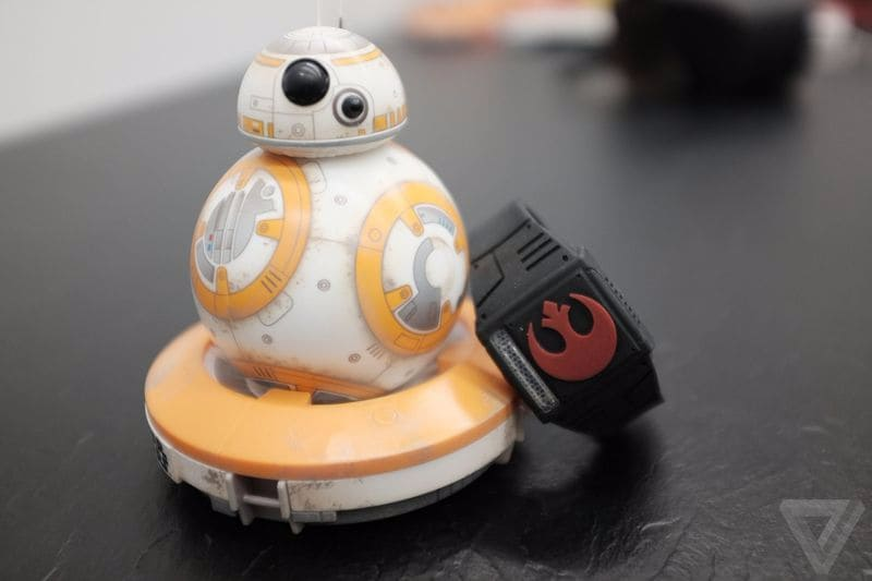 Force Band Sphero BB-8