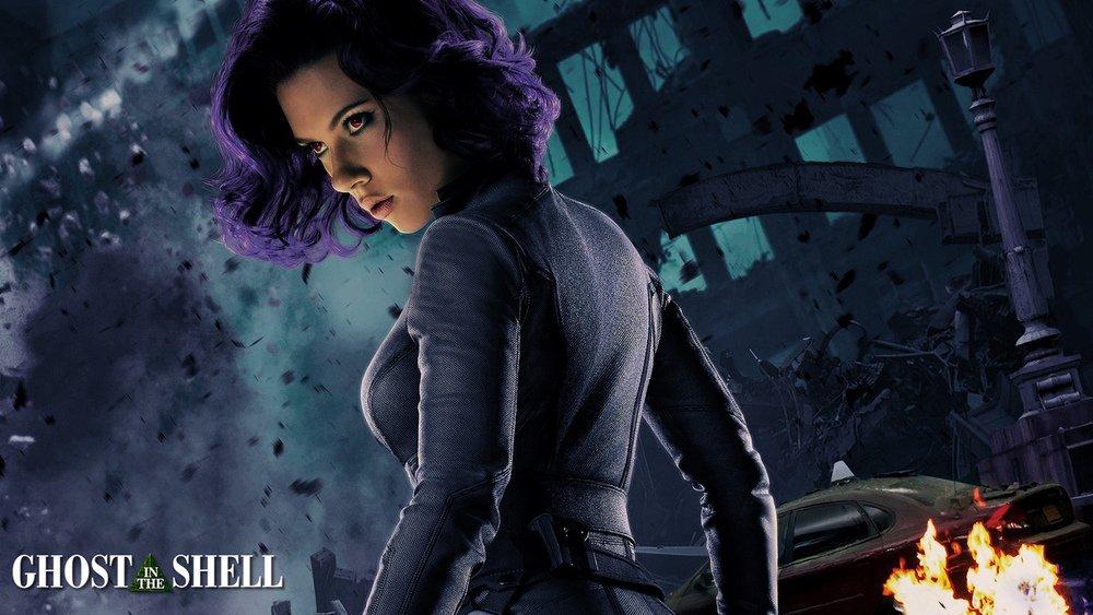 Disney abbandona il film di Ghost in the Shell con Scarlett Johansson