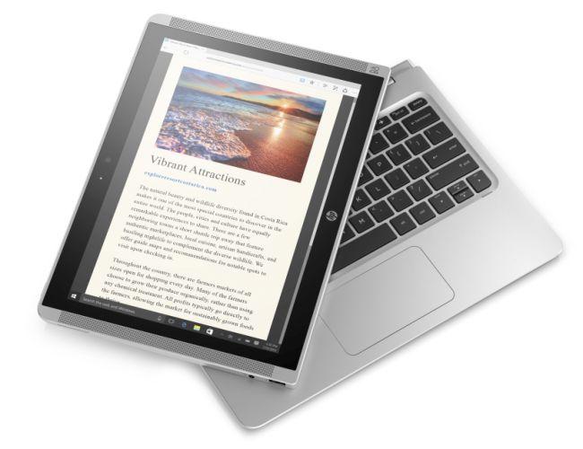 HP Pavilion x2: il tablet convertibile si rinnova per il CES 2016 (foto)