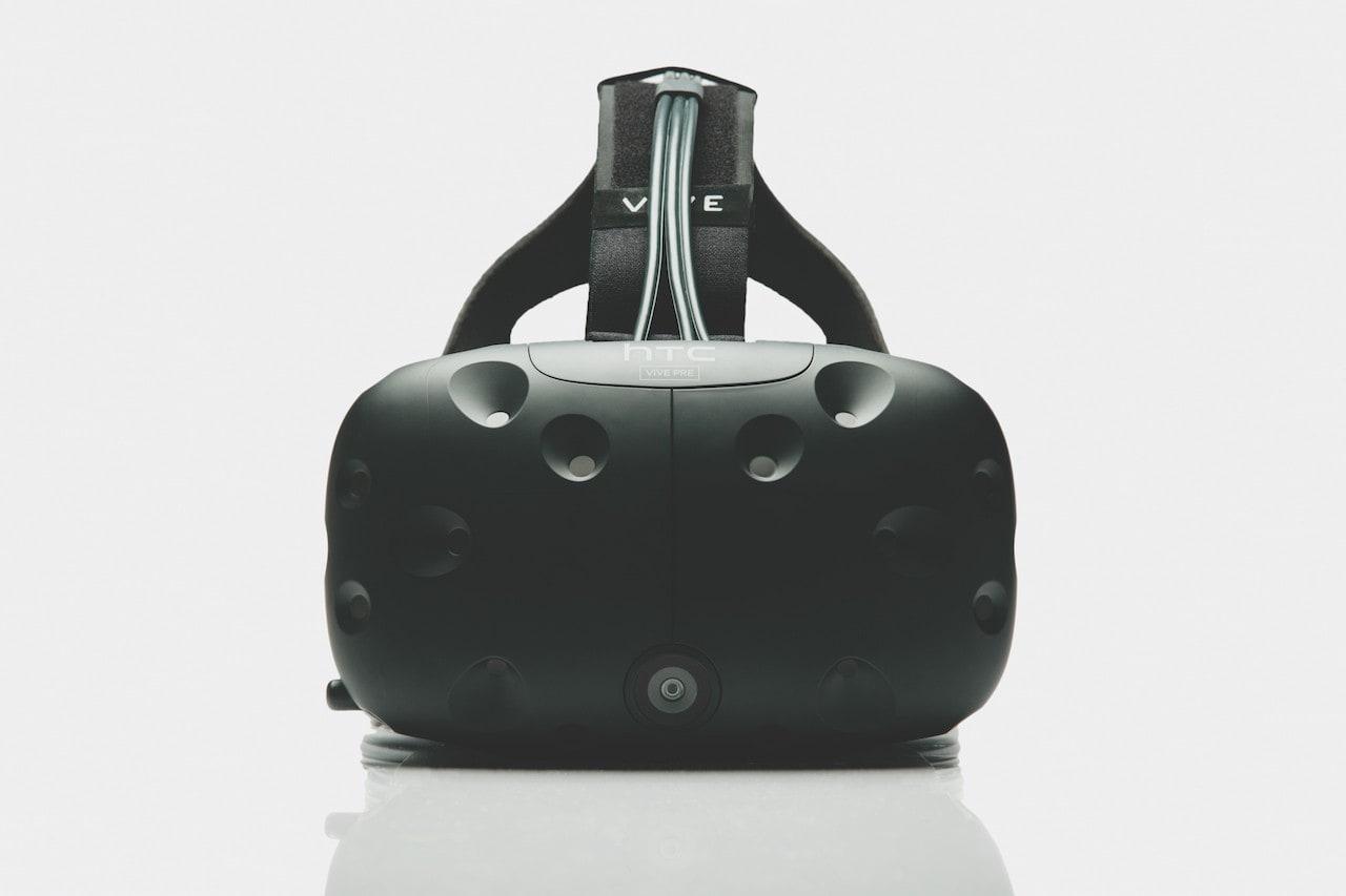 HTC Vive Pre e demo - 13