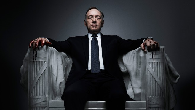 House of Cards Copertina