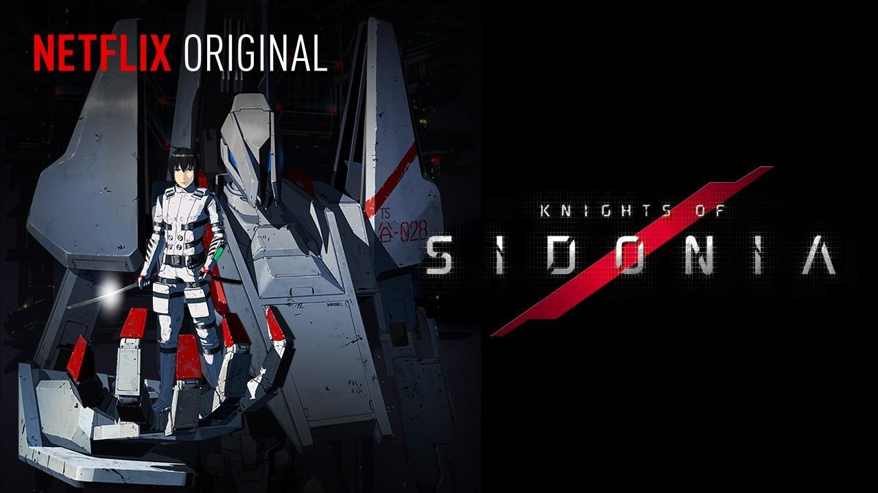 Knights of Sidonia Netflix