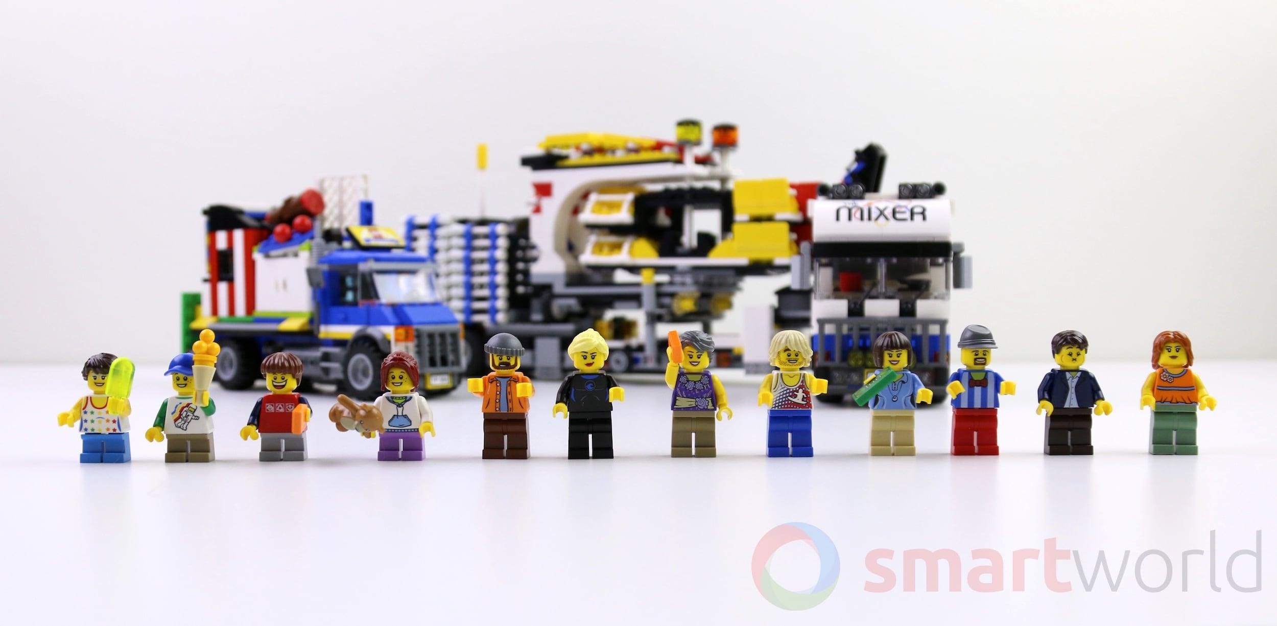 LEGO Luna Park – 1