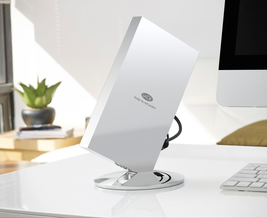LaCie Chrome Hard Disk (1)