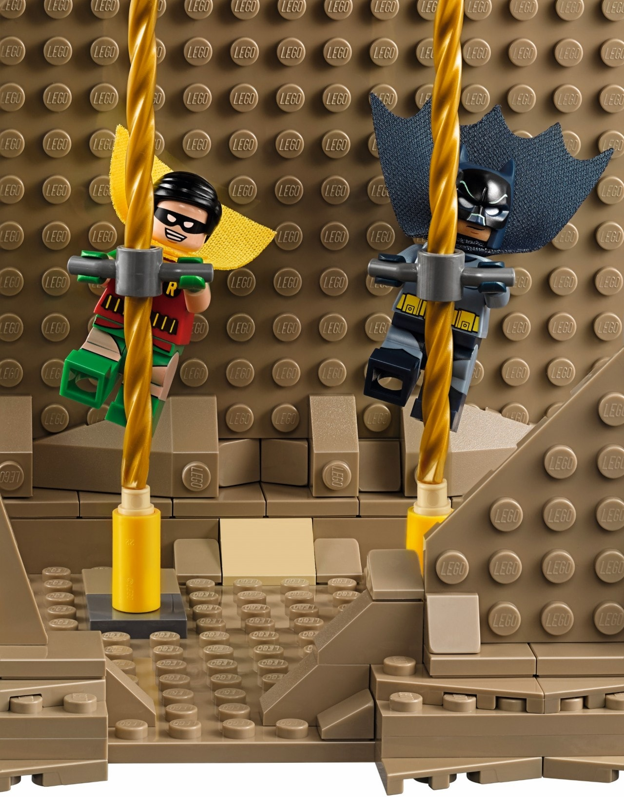 Lego 76052 Batman classic TV series - Batcave - 12
