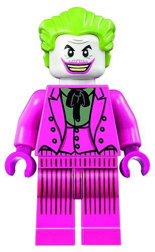 Lego 76052 Batman classic TV series - Personaggi - 1