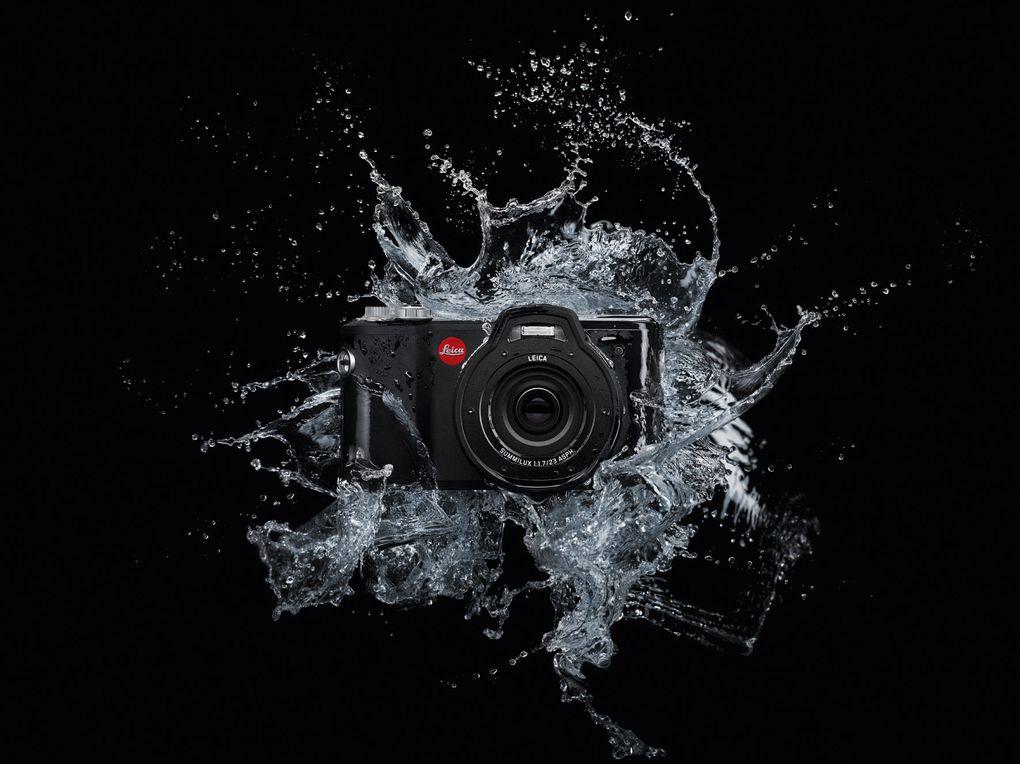 Leica X-U: la fotocamera di lusso diventa impermeabile e resistente (foto)