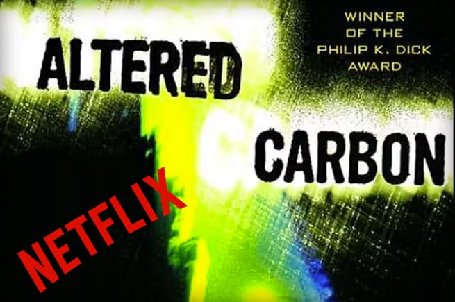 Netflix Altered Carbon