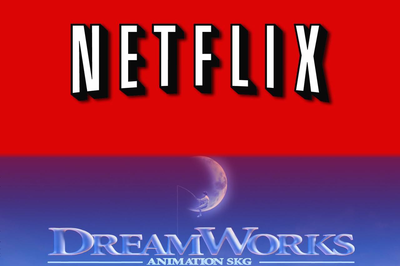 Netflix e Dreamworks