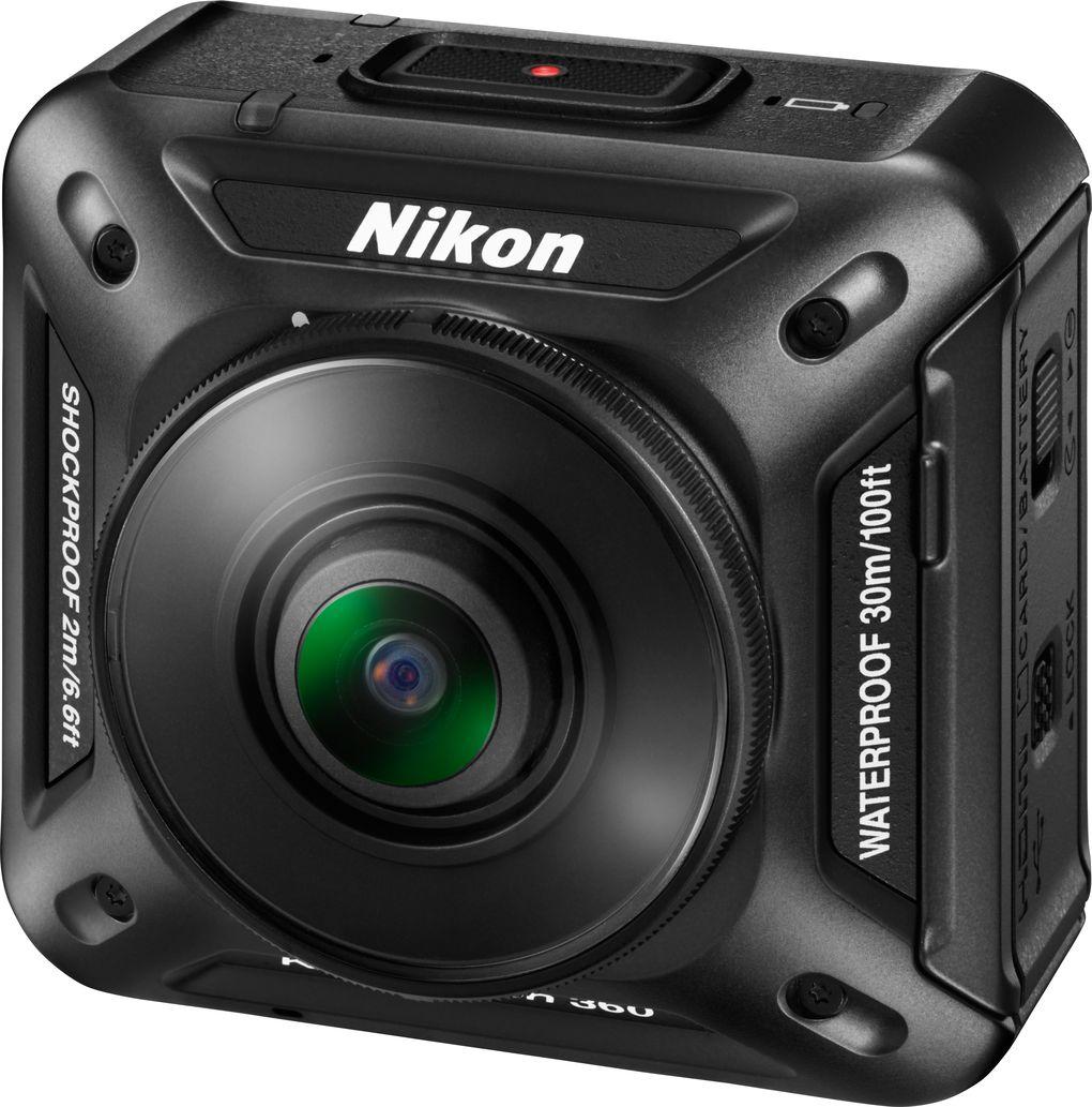 Ecco i primi tre video girati con l'action cam a 360° di Nikon (video)
