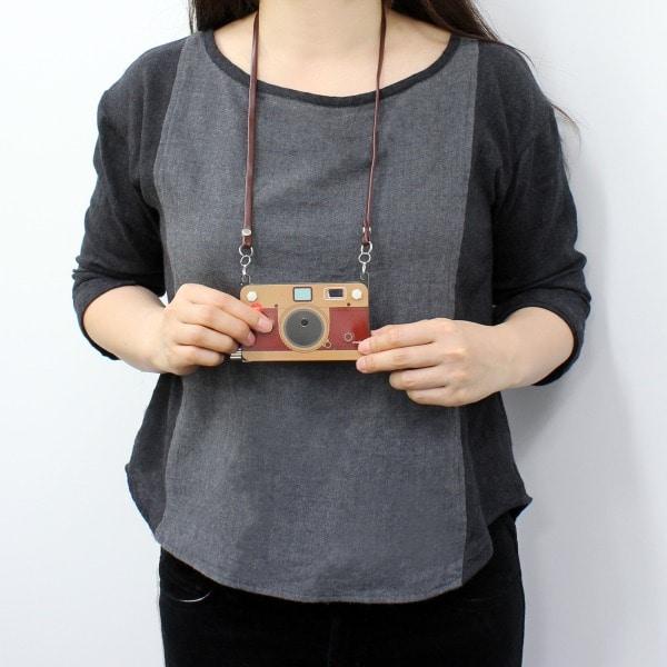 Paper Camera fotocamera digitale di carta_8