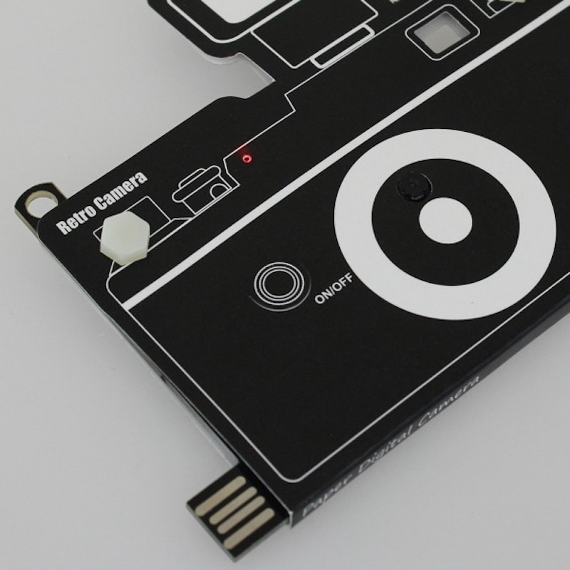 Paper Camera fotocamera digitale di carta_evd