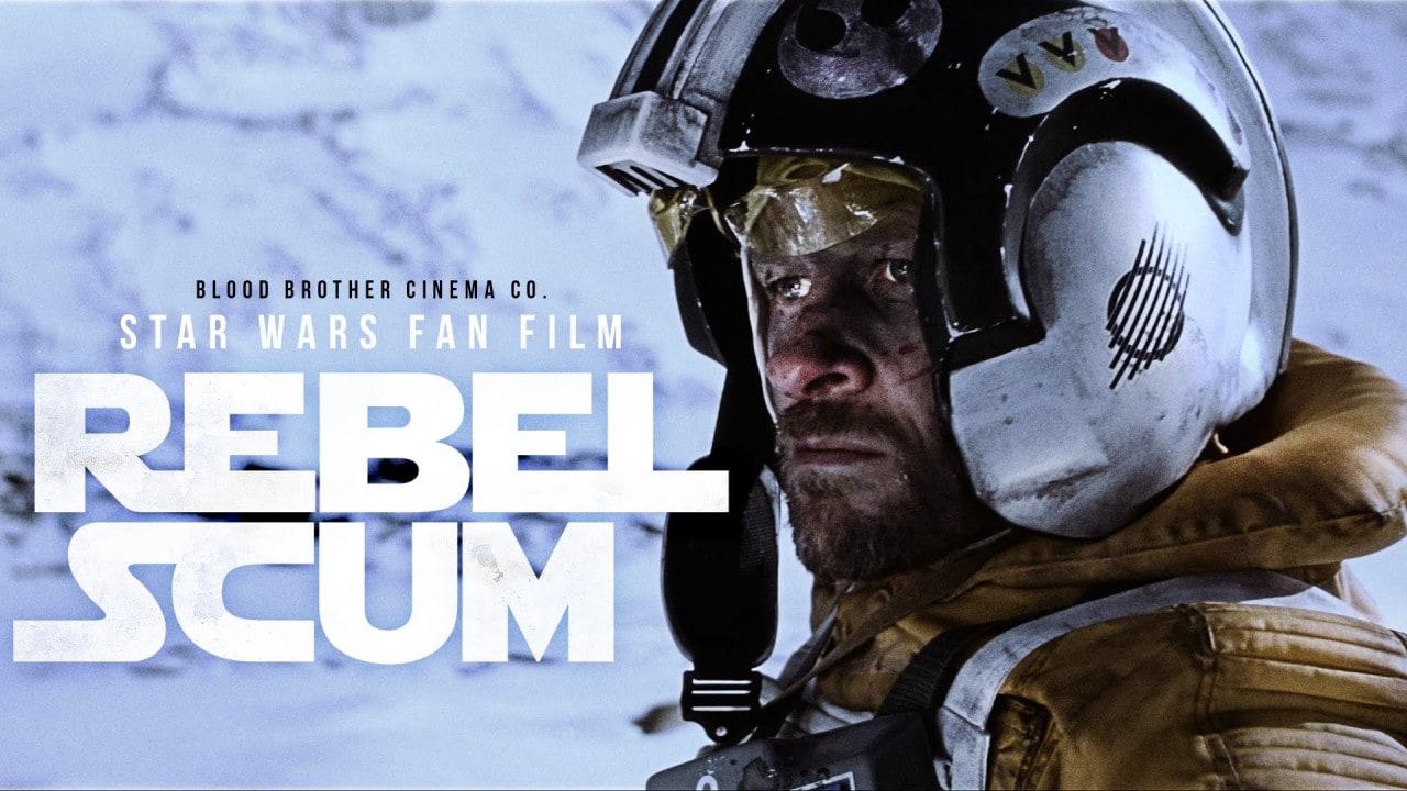 REBEL SCUM non è più solo un'affermazione, ma anche un film fan made su Star Wars! (video)