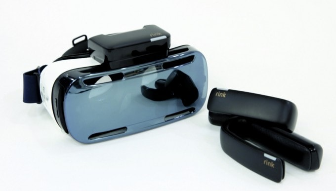 Samsung rink for Gear VR 1