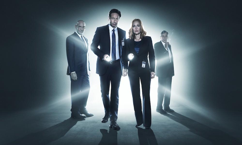 Serie TV 2016 X-Files