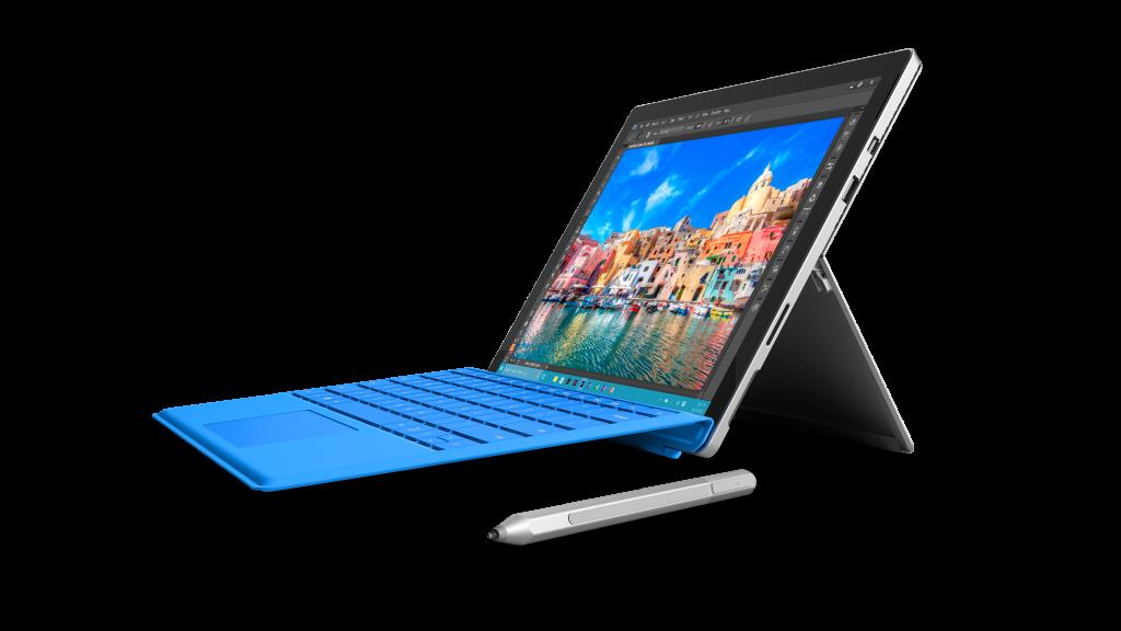 Surface Book Pro 4 potenti surface pen oro_2