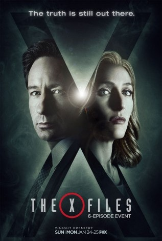 The X-Files New Poster