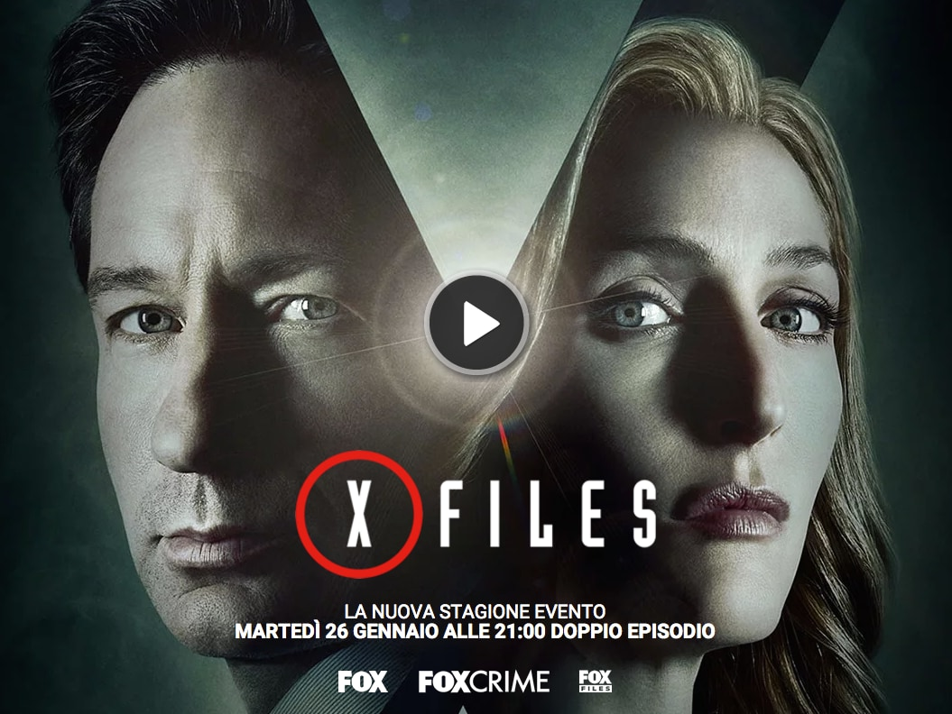 The X-Files Nuova Stagione
