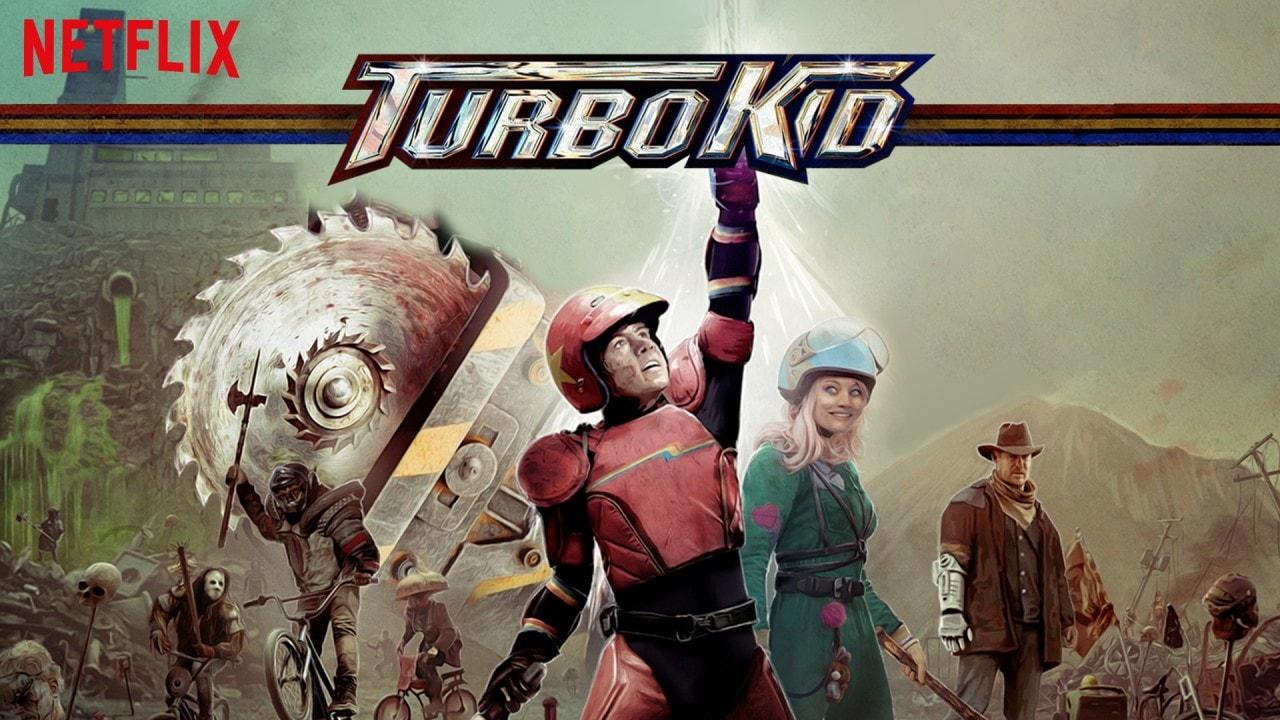 Le novità di Netflix di fine gennaio 2016: Turbo Kid, Black Sails, Modern Family, Black Lagoon