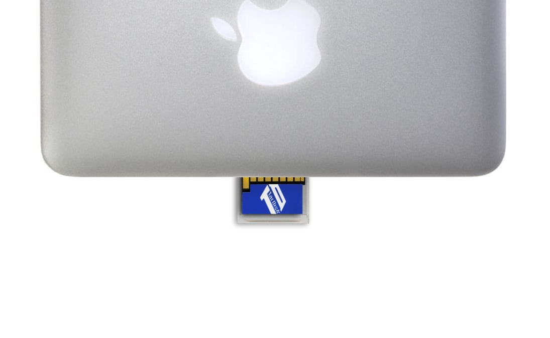 Raddoppiate la capacità del vostro MacBook senza neanche aprirlo
