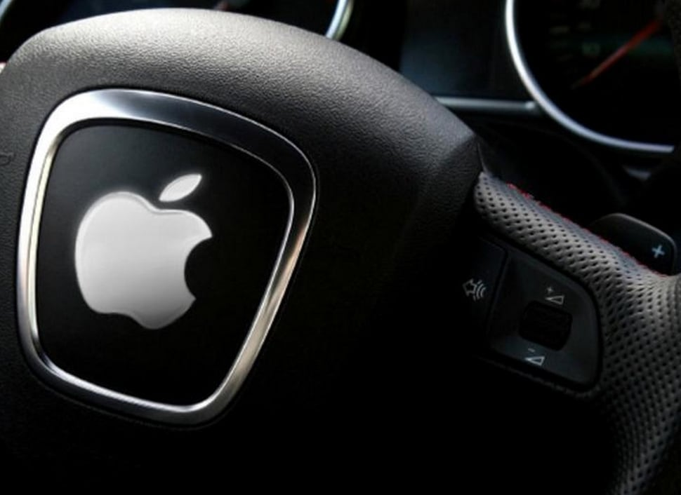 auto apple car icar project titan