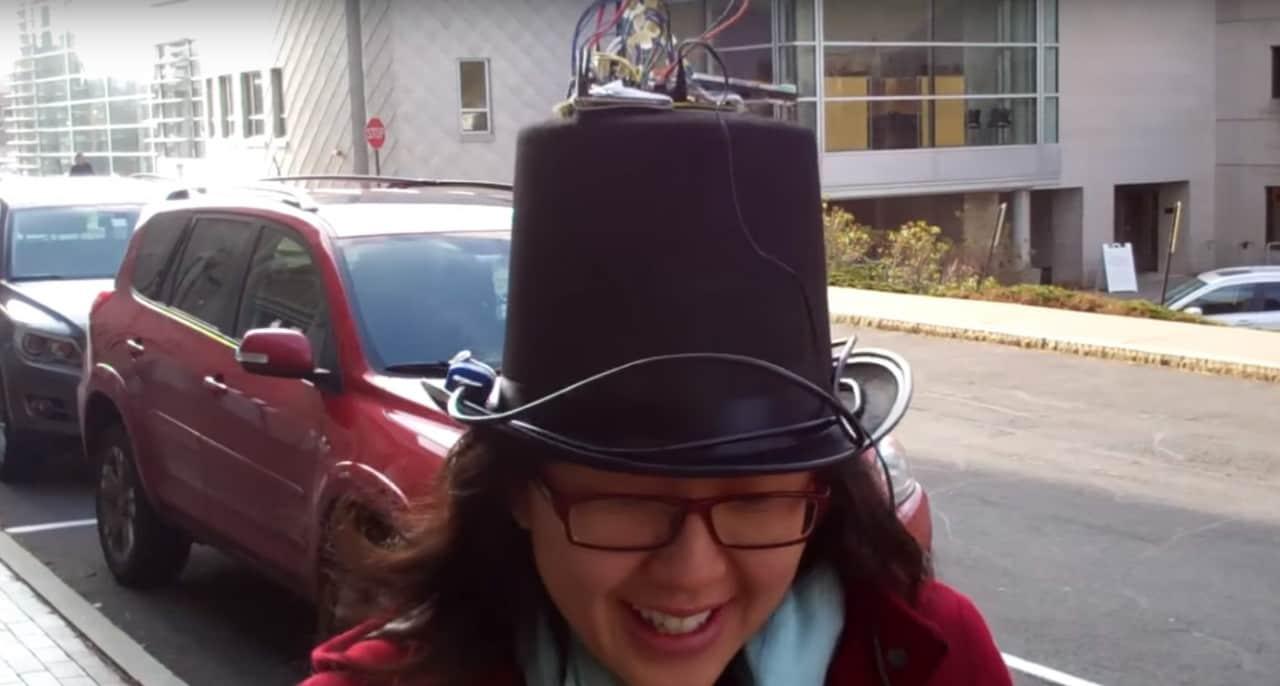 cappello navigatore