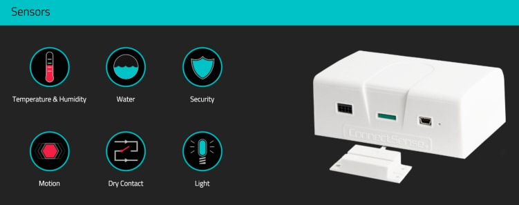 connectsense-homekit sensori