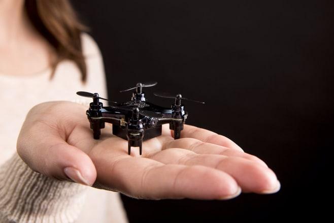 drone piccolo videocamera Axis Vidius 2