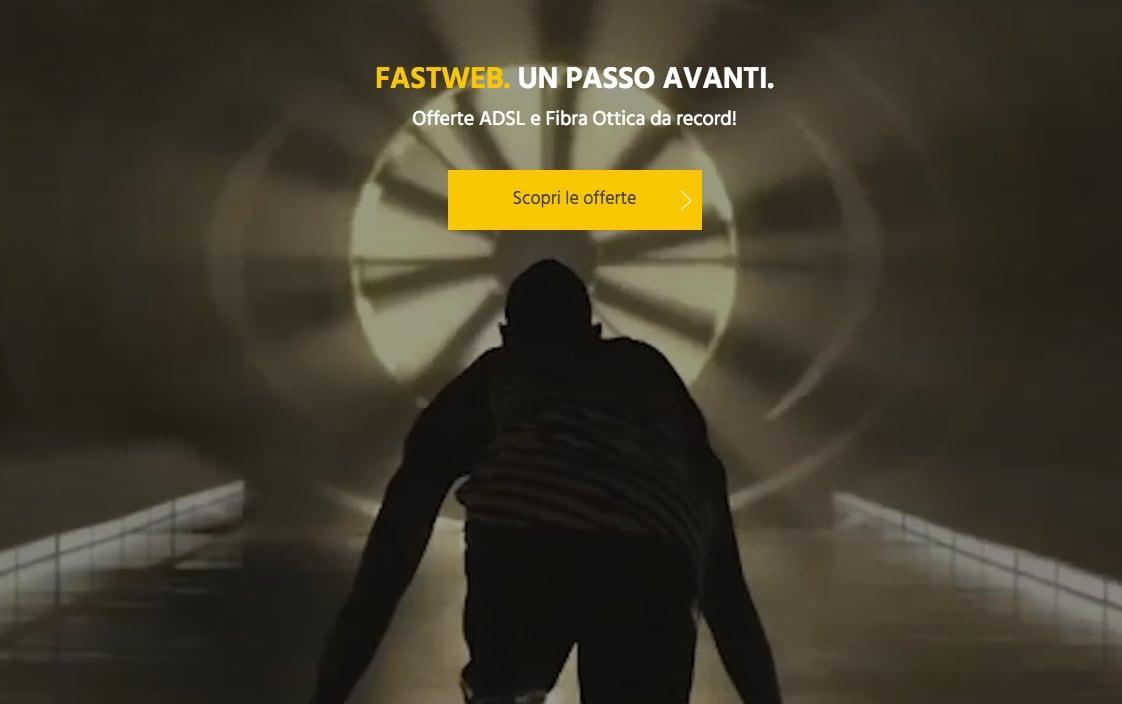 fastweb fibra operatori