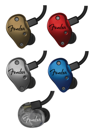 fender in-ear