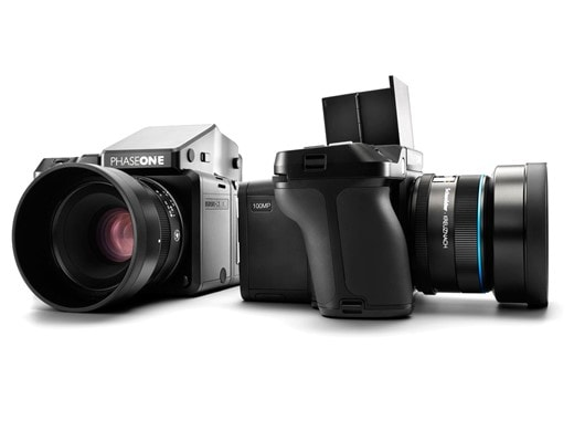 fotocamera 100 megapixel phase one xf