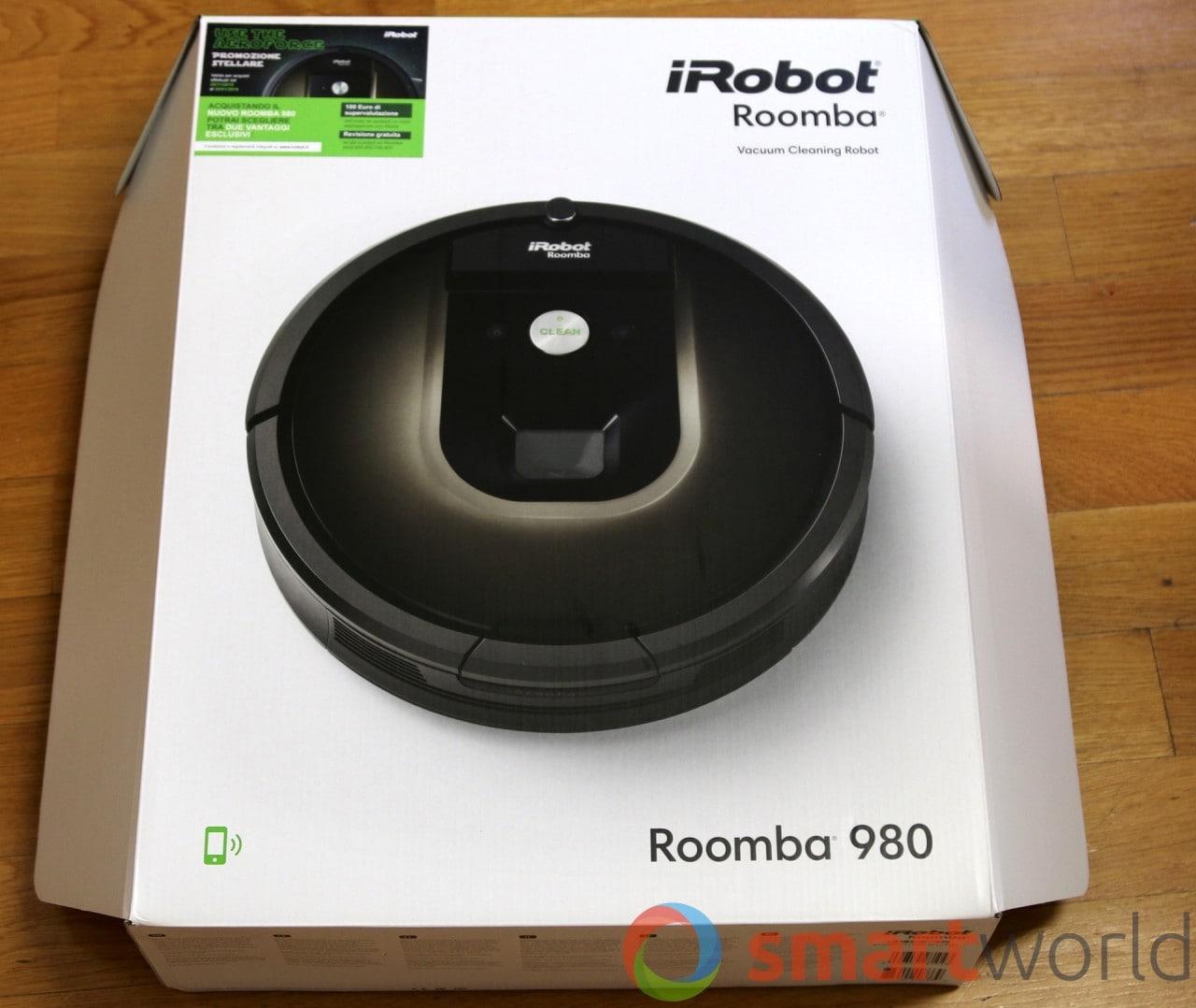 iRobot Roomba 980 -1