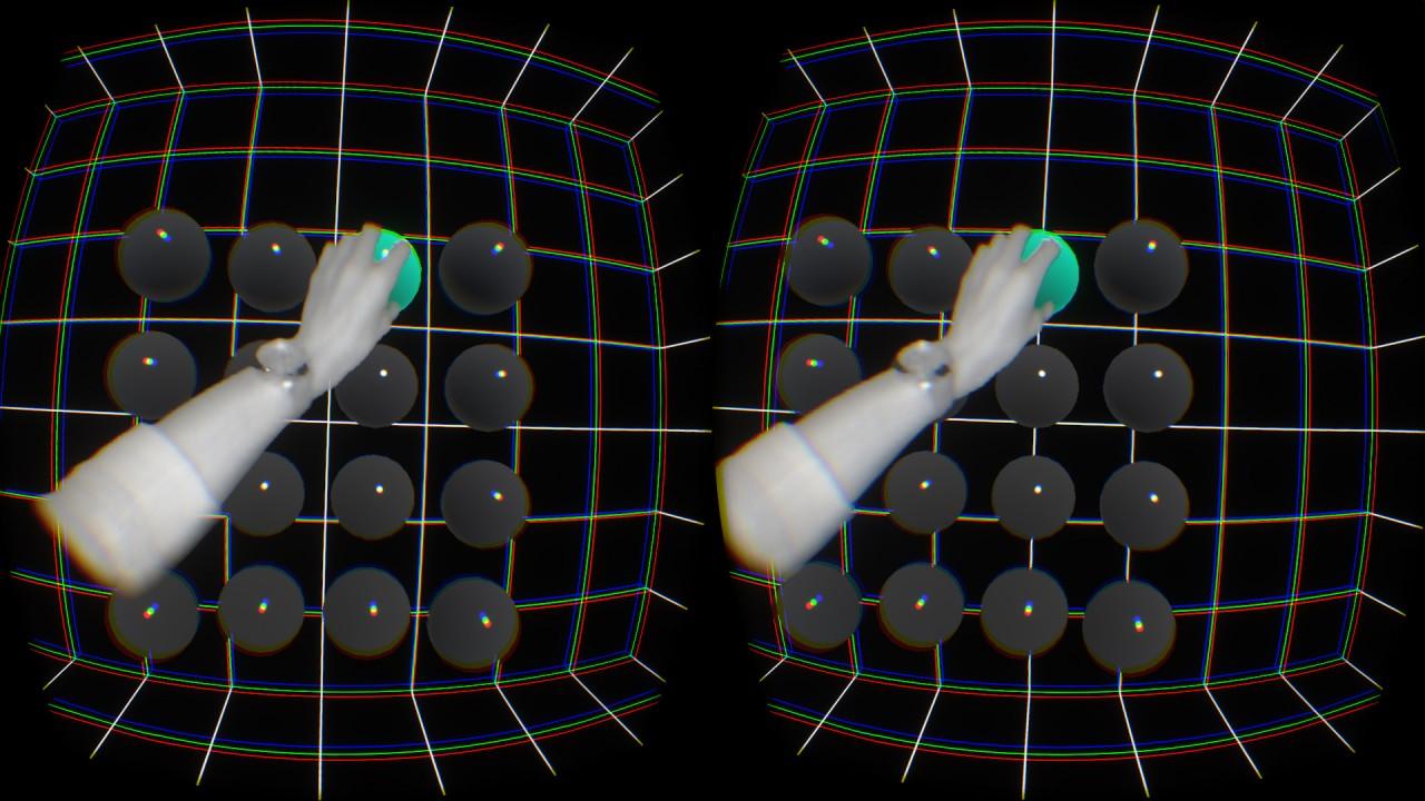 I joystick sono le vostre mani nella realtà virtuale di Leap Motion