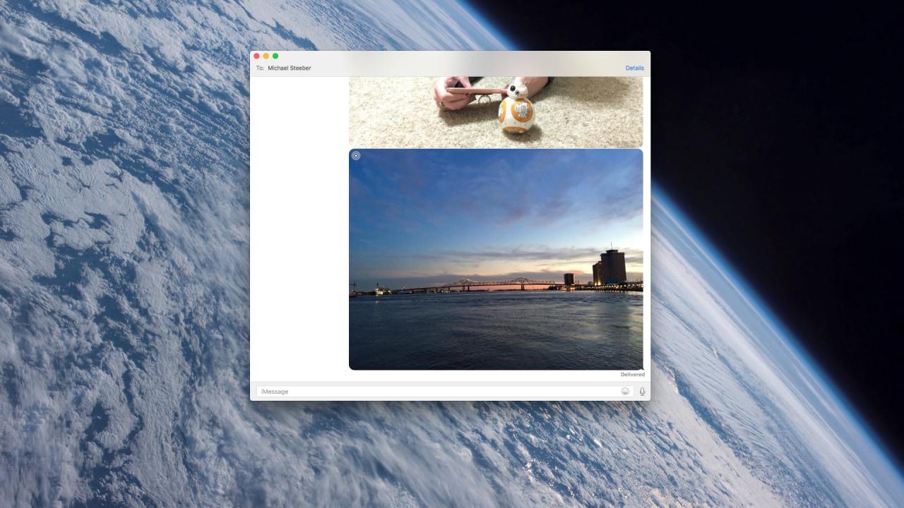 live photos 10.11.4 beta messaggi