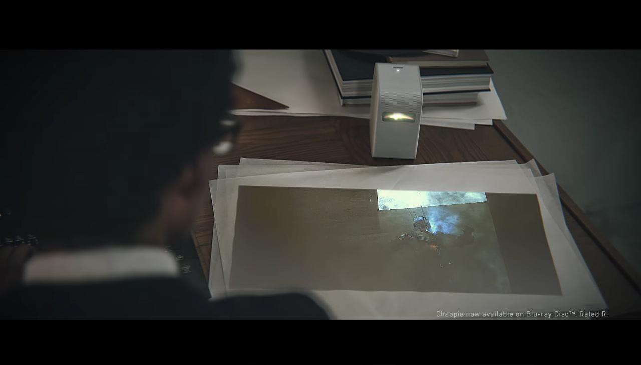 Piccolo, di design e portatile: ecco il nuovo proiettore laser di Sony (video)