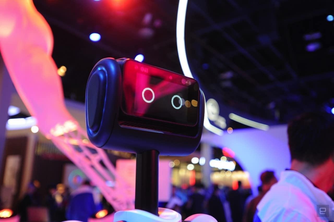 segway robot intel - 1
