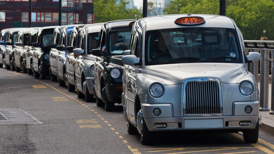 taxi londra uber