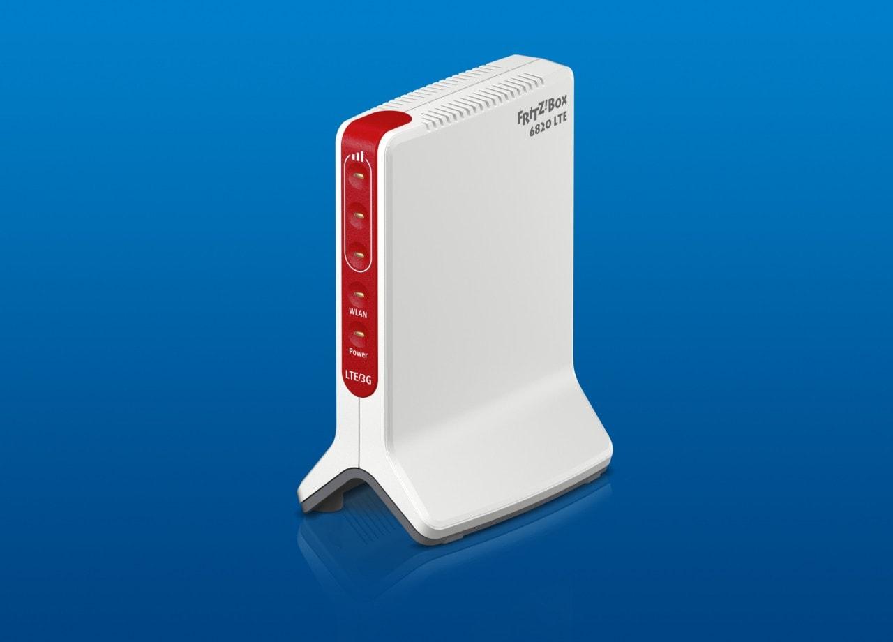 Il nuovo FRITZ!Box è un router che promette di non lasciarvi mai offline