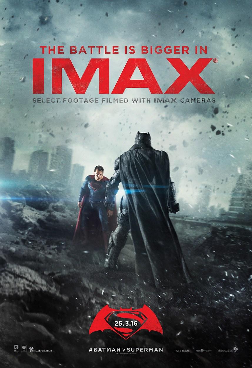 Batman v Superman Dawn of Justice – 1