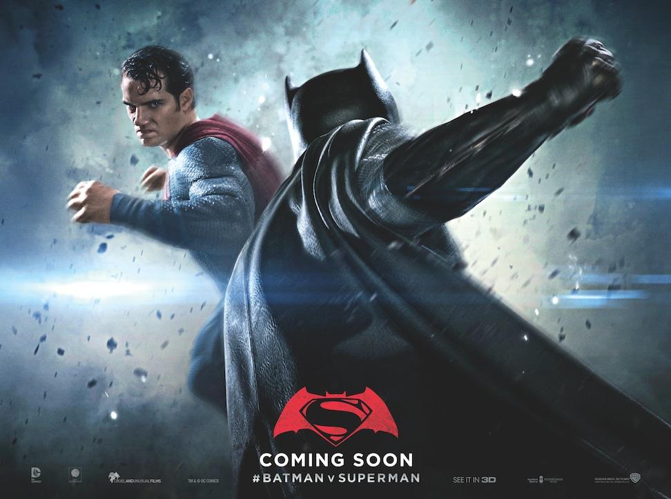 Batman v Superman Dawn of Justice - 2