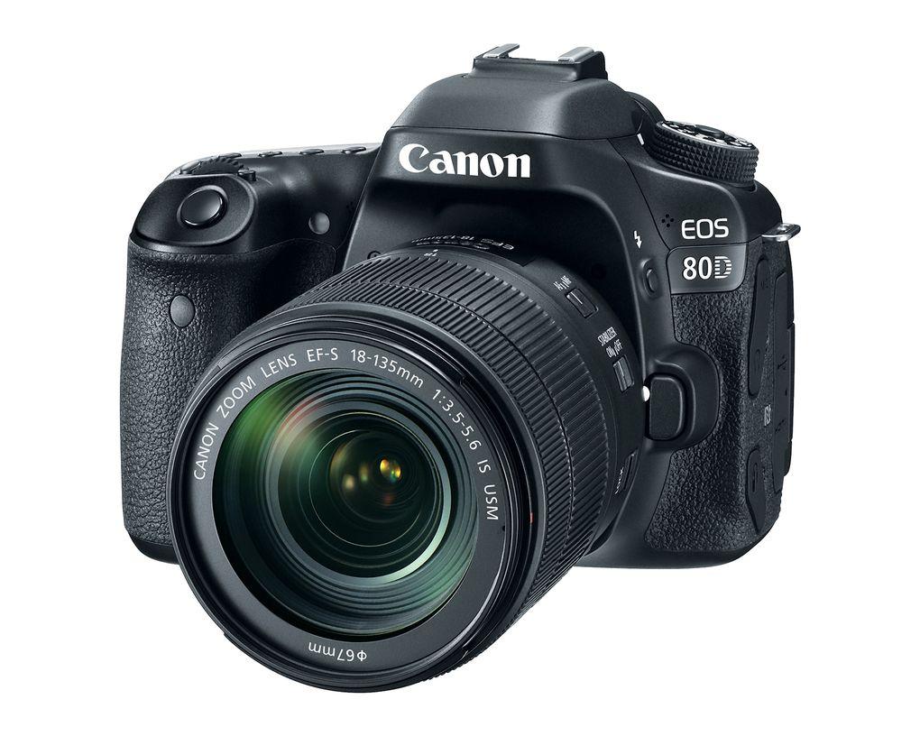 Canon 80D, SX720 HS e G7X Mark II: tre fotocamere per accontentare (quasi) tutti (foto)