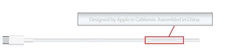 Cavo Fallato Apple