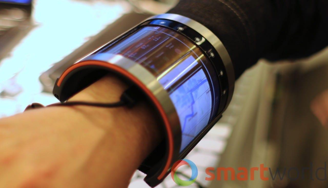 FlexEnable schermo OLCD - 12