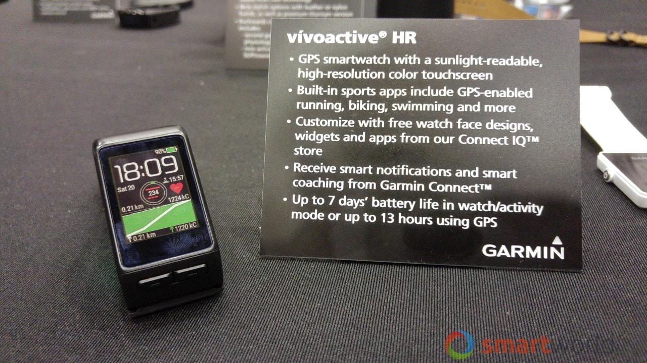 Garmin Vivowatch HR - 2