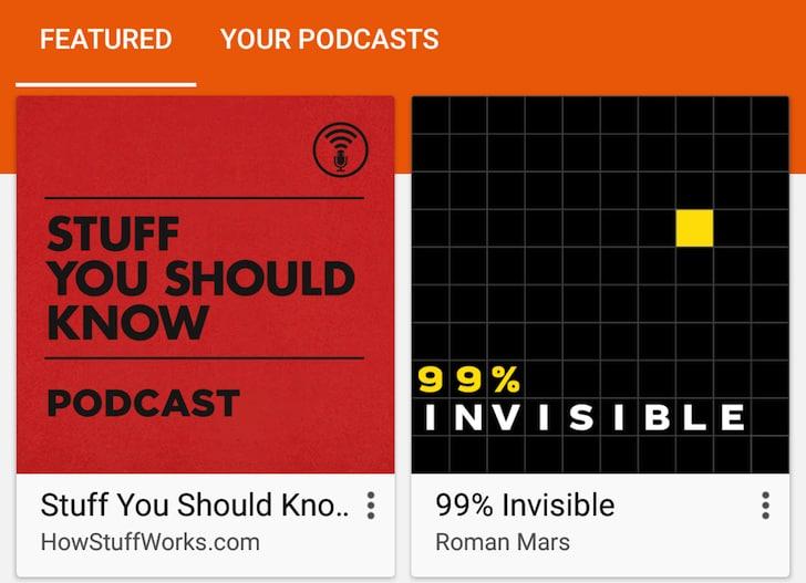 I podcast su Google Play Music potrebbero arrivare davvero a breve
